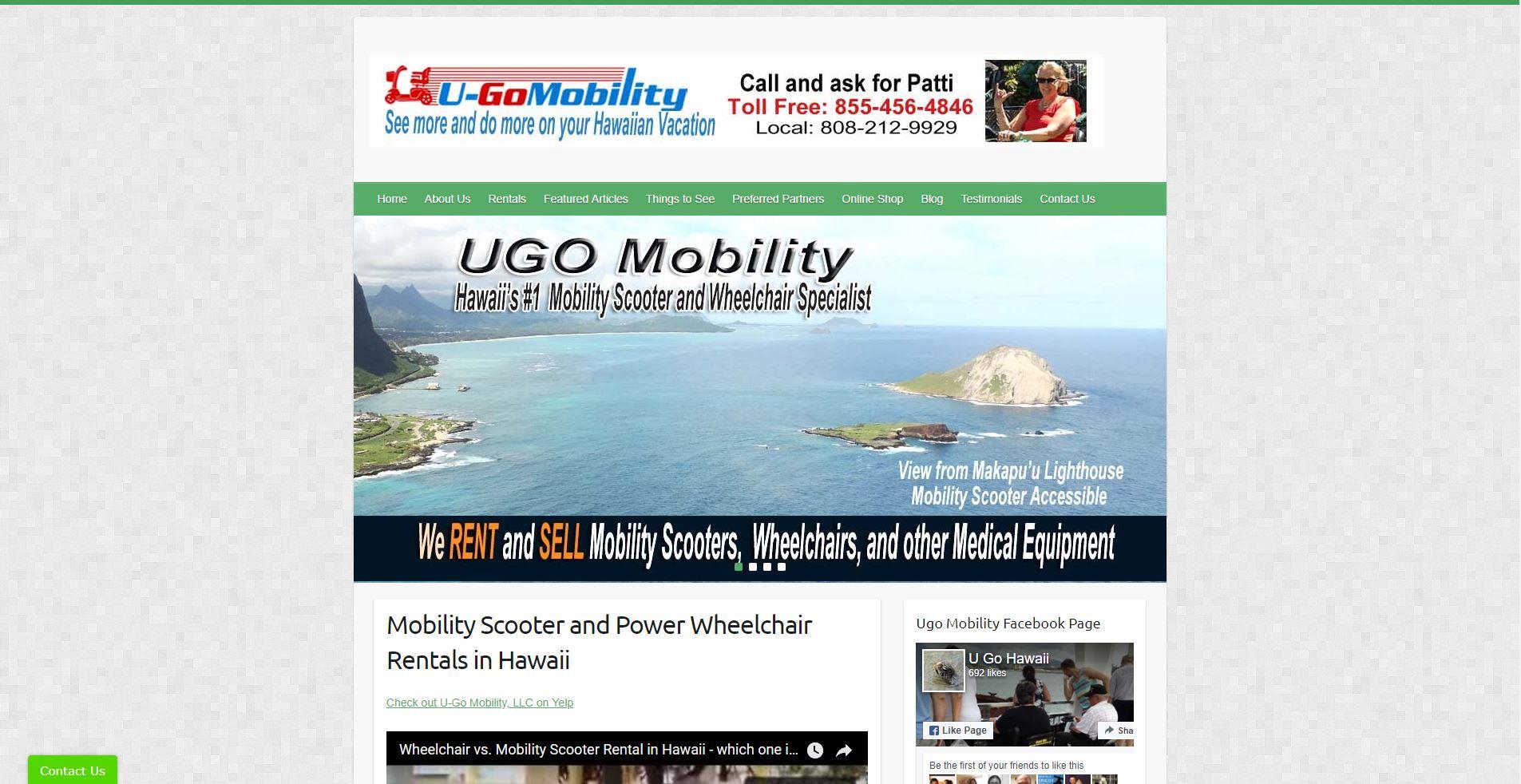 UgoMobility